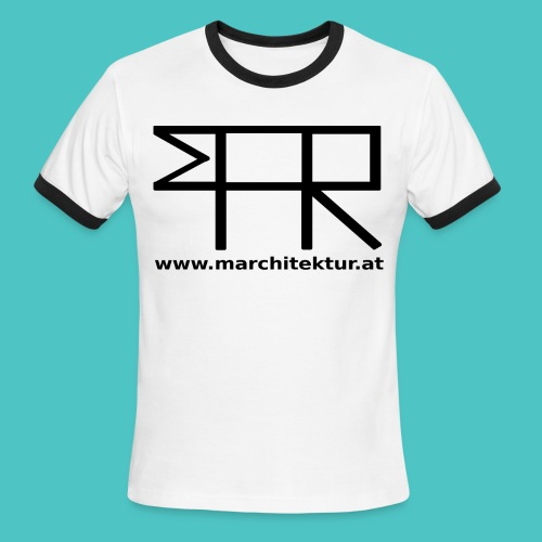 MARchitekt I - Men's Ringer T-Shirt