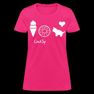 Catherine en Folie - T-shirt pour femmes
