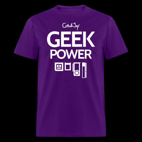 GEEK Power - Men's T-Shirt