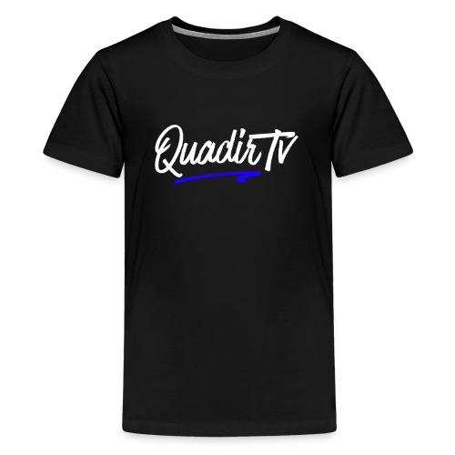 QuadirTv Shirt - Kids' Premium T-Shirt