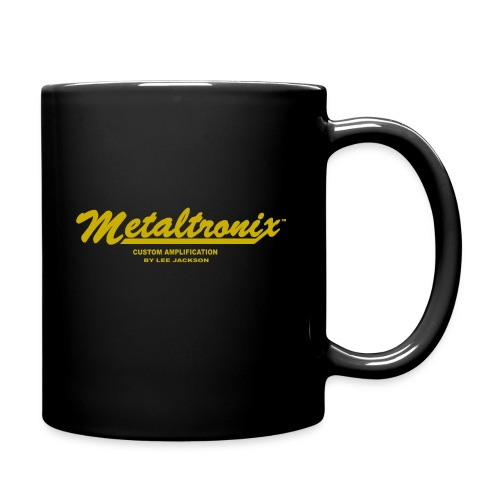 Metaltr  Coffee Mug - Full Color Mug