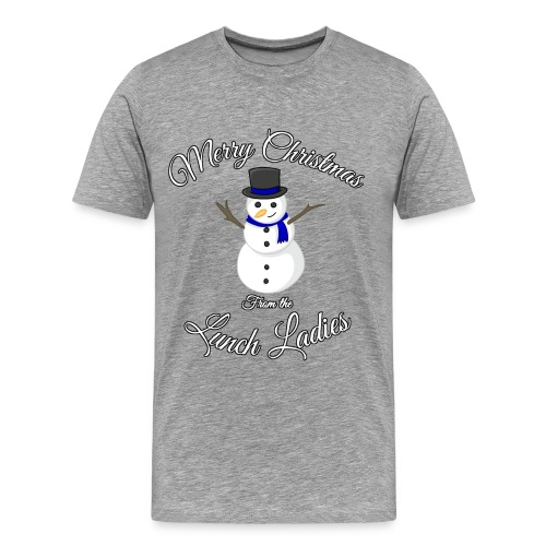 If 3X or larger needed - Men's Premium T-Shirt