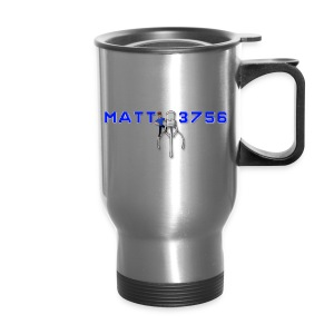 Matt3756 Steel Mug - Travel Mug