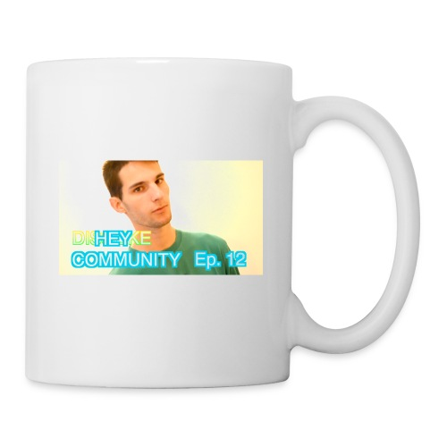 Hey Community Cup Design : white - Coffee/Tea Mug