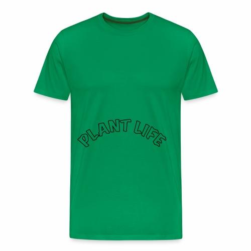 Men's Plant Life - Men's Premium T-Shirt