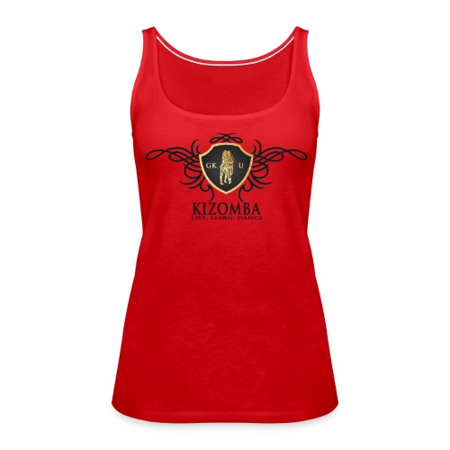 Got Kizomba U - Women's Premium Tank Top