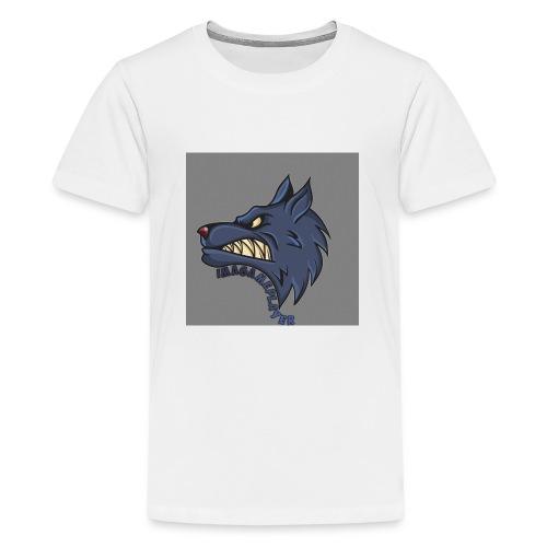 Mascot Logo (ImagamePlayer) - Kids' Premium T-Shirt