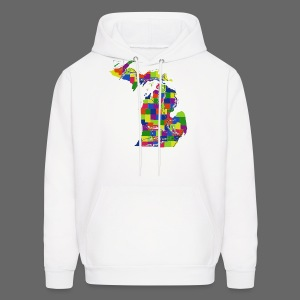 Michigan Indian Trails - Men's Hoodie