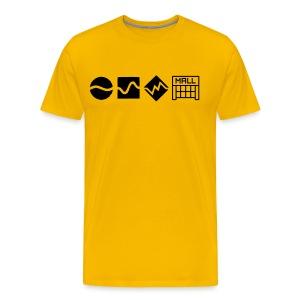 T-Shirt Trail Ratings - Men's Premium T-Shirt