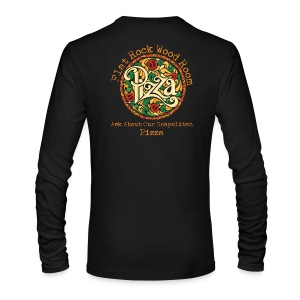 Pizza - Men's Long Sleeve T-Shirt by Next Level