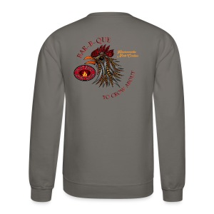 BBQ To Crow About - Crewneck Sweatshirt
