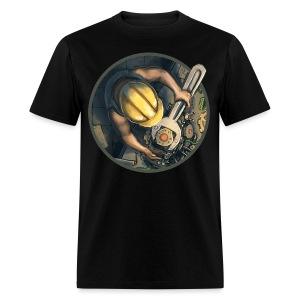 Men's Engineer T-Shirt - Men's T-Shirt