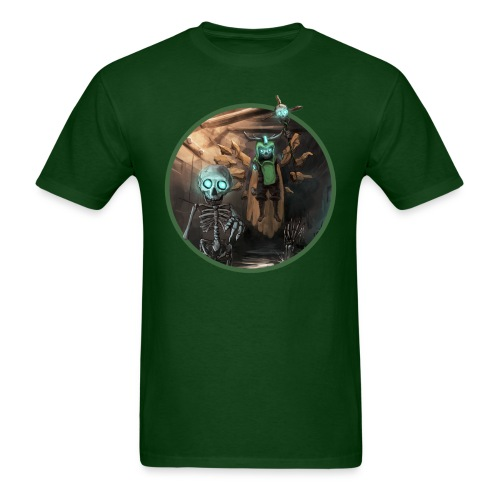 Men's Necromancer T-Shirt - Men's T-Shirt