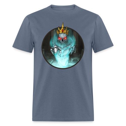 Men's Skeleton King T-Shirt - Men's T-Shirt