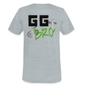 Men's Tri-blend GG Bro' T-shirt - Unisex Tri-Blend T-Shirt