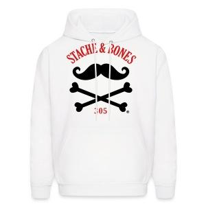 STACHE & BONES 305 Official - Men's Hoodie