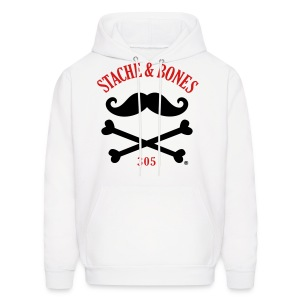 STACHE & BONES 305 Official - Men's Hoodie