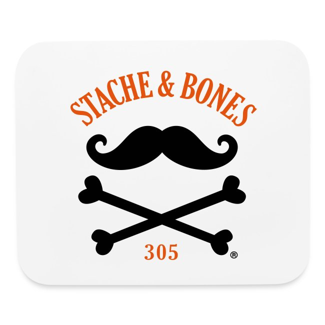 STACHE & BONES 305 Official