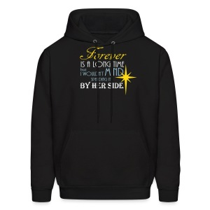 Famous Quote Hoodie for men from South Seas Tees - Men's Hoodie