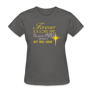 Famous Quote T-Shirt for women from South Seas Tees - Women's T-Shirt