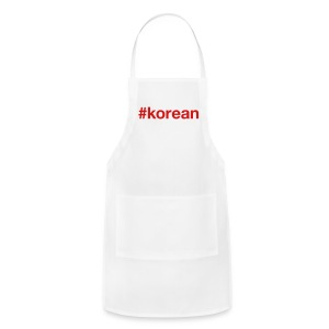 KOREA - Adjustable Apron