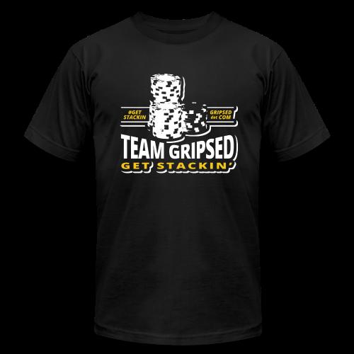 Team Gripsed Stacks - Men's  Jersey T-Shirt
