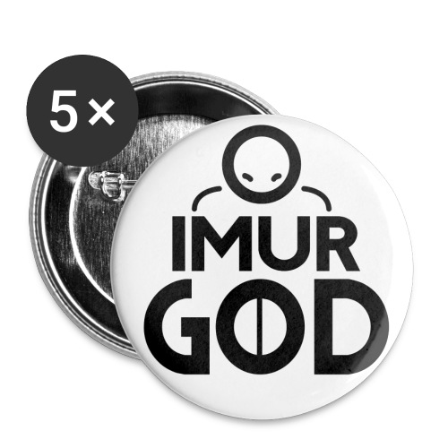 IMURGOD 56mm Buttons - Large Buttons