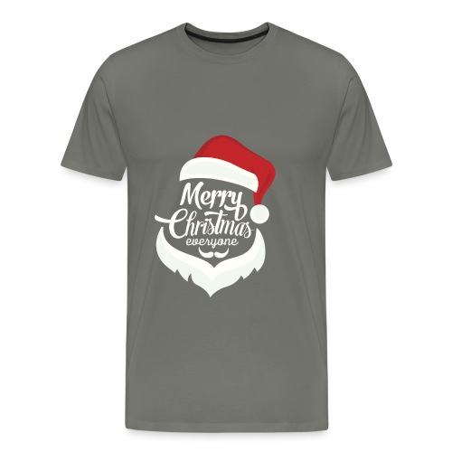 christmas santa spl - Men's Premium T-Shirt