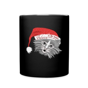 Christmas Kitty Mug from South Seas Tees - Full Color Mug