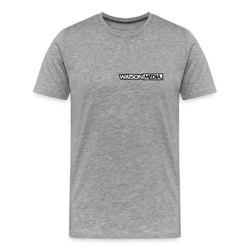 WatsonMedia Pocket Logo - Men's Premium T-Shirt