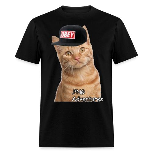 Whiskers - Men's T-Shirt