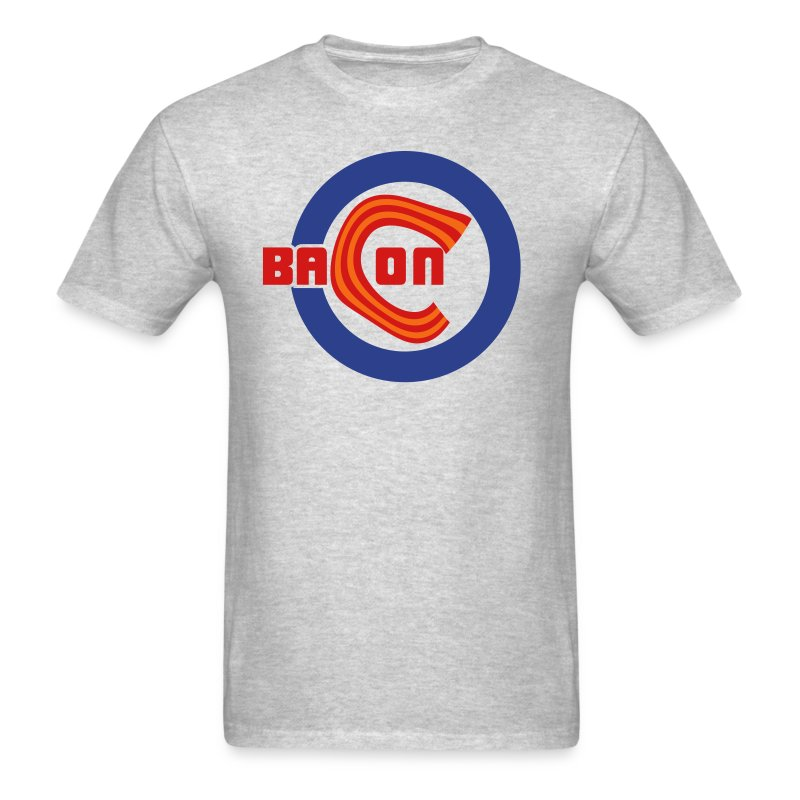 Chicago Bacon Baseball Mens Tee - Men's T-Shirt
