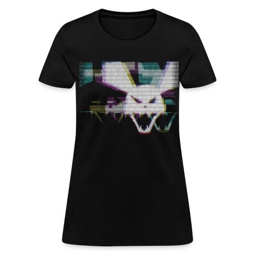 Cyb3rPh4nt0m | Female Tee Shirt - Women's T-Shirt