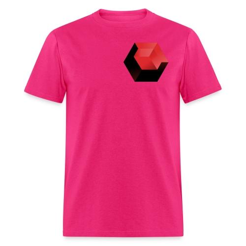 210 : fuchsia - Men's T-Shirt
