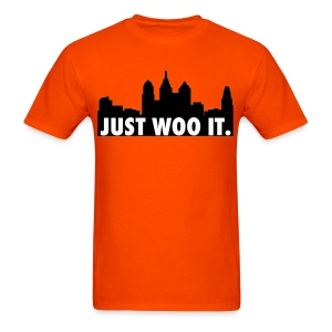 Just Woo It T-Shirt - Men's T-Shirt