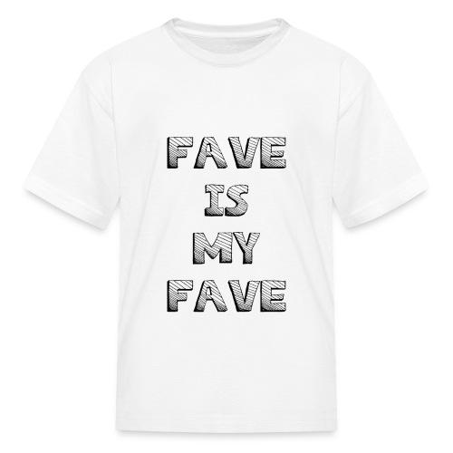 48 : white - Kids' T-Shirt