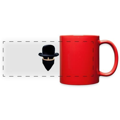 1134 : red - Full Color Panoramic Mug
