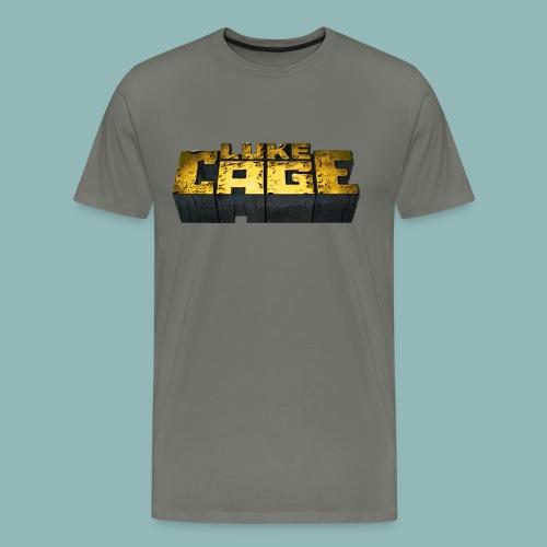 Luke Cage - Men's Premium T-Shirt