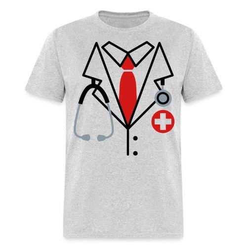 Men Doctor T-shirt - Men's T-Shirt
