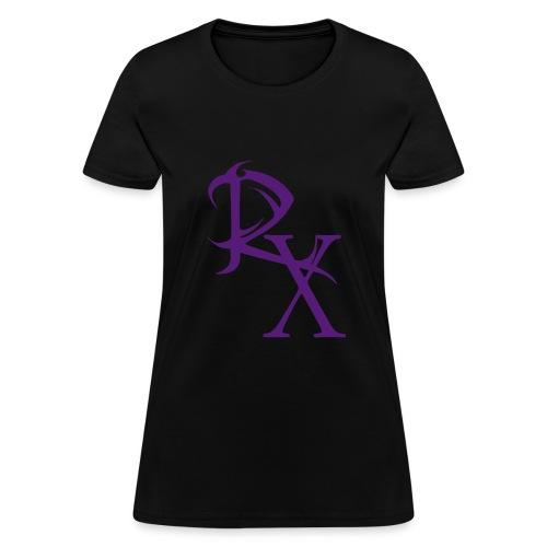 Women RayTed X Tee Shirts - Women's T-Shirt