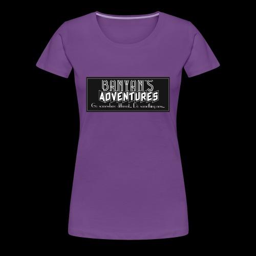 Women's Shirt (Classic Logo) - Women's Premium T-Shirt