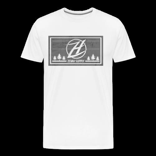 Zevah 02 - Men's Premium T-Shirt