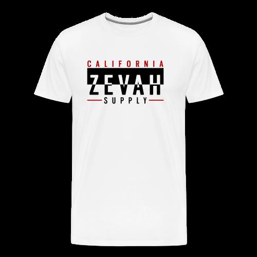 Zevah 01 - Men's Premium T-Shirt