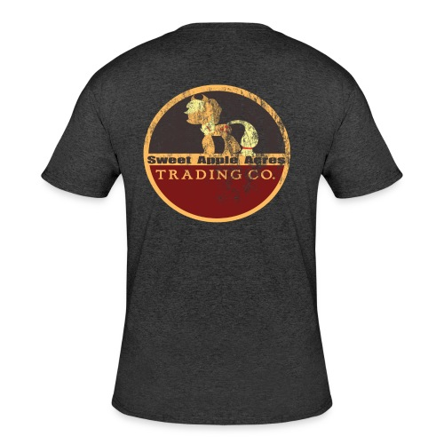 SweetApple Trading .Co Retro Graphic Tee - Men's 50/50 T-Shirt