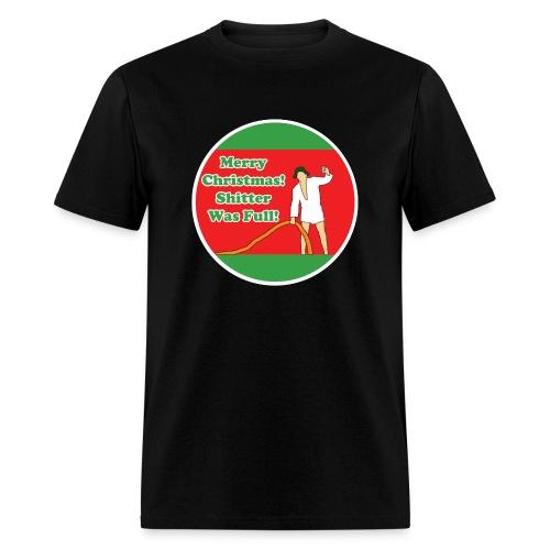 Vacation Shitter - Men's T-Shirt