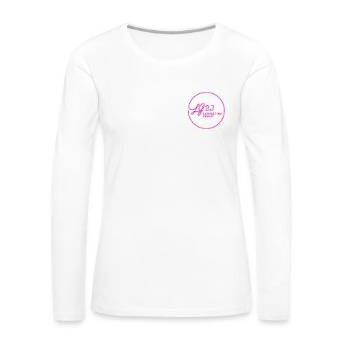 L/S Women's T-Shirt - Women's Premium Long Sleeve T-Shirt