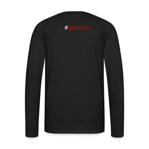 Classic Long Sleeve T Shirt - Men's Premium Long Sleeve T-Shirt