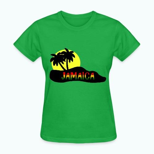 Jamaica Land  - Women's T-Shirt