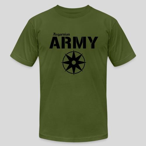 Asgarnian Army PT T-Shirt - Men's Fine Jersey T-Shirt