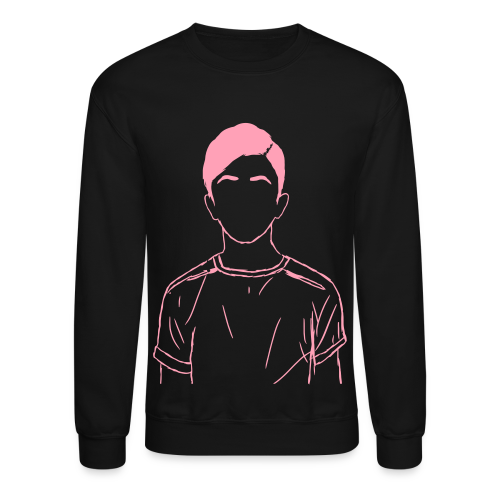 Outline Unisex Crewneck Sweatshirt - Crewneck Sweatshirt